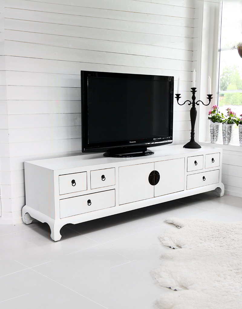tv bank interesting tvlowboard tvboard tvbank in hochglanz schwarz und uni wei with tv bank. Black Bedroom Furniture Sets. Home Design Ideas